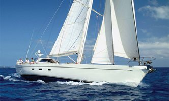 Ocean Phoenix yacht charter Pendennis Sail Yacht