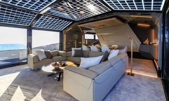 Boom Shakalaka yacht charter Arcadia Motor Yacht