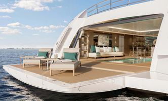 Victorious yacht charter Ak Yachts Motor Yacht