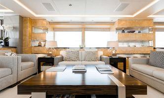 Atina yacht charter Heesen Motor Yacht