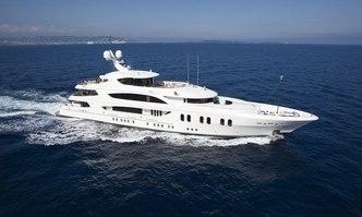 Liberty yacht charter Trinity Yachts Motor Yacht