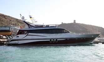 Just She yacht charter Unknown Motor Yacht