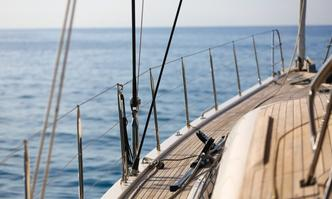 FiftyFifty II yacht charter Southern Wind Sail Yacht