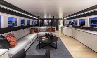 Project Steel yacht charter Bugari Motor Yacht