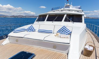 Enigma Blue yacht charter Admiral Yachts Motor Yacht