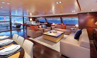 Prana yacht charter Alloy Yachts Sail Yacht