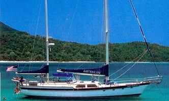 Drumbeat I yacht charter Alloy Yachts Sail Yacht
