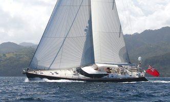Dama de Noche yacht charter Oyster Yachts Sail Yacht