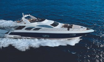 Leonardo yacht charter Azimut Motor Yacht