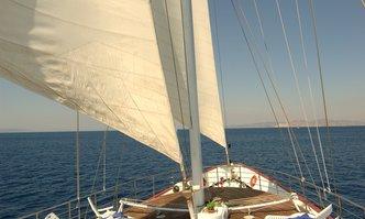 Pan Orama yacht charter Piraeus Motor/Sailer Yacht