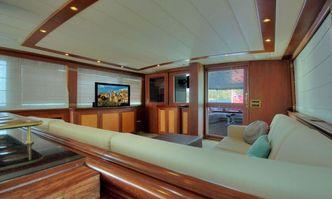 Caneren yacht charter Custom Sail Yacht