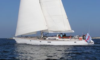 Django Too yacht charter Tréhard Marine Sail Yacht