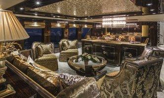 Lady Bee yacht charter Christensen Motor Yacht