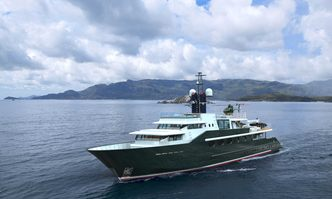 Highlander yacht charter Feadship Motor Yacht