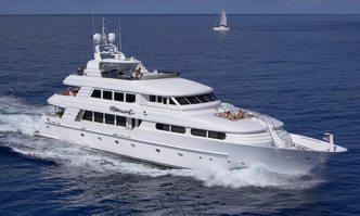 Charlotte Ann yacht charter Cheoy Lee Motor Yacht