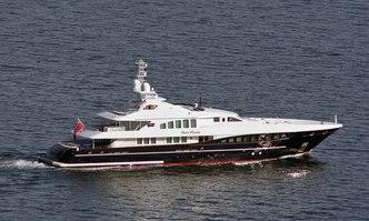 Stormborn yacht charter Heesen Motor Yacht