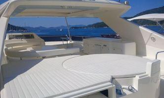 Cipriana yacht charter Ferretti Yachts Motor Yacht