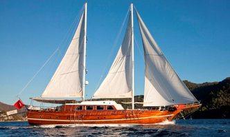 S Dogu yacht charter Custom Sail Yacht