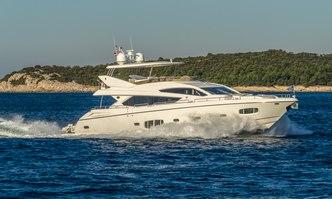 Spirit Of The Sea yacht charter Sunseeker Motor Yacht
