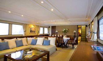 Osprey yacht charter Hugh McLean & Sons Motor Yacht