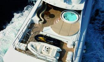 Mac Brew yacht charter Heesen Motor Yacht