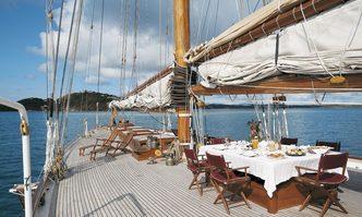 Eleonora yacht charter Van der Graaf Sail Yacht