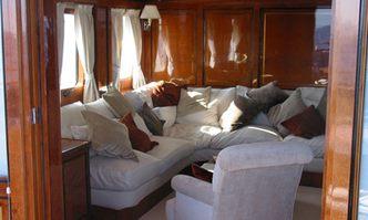 As You Like It yacht charter Cammenga Jachtbouw Motor Yacht