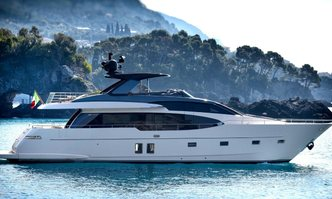Lucky yacht charter Sanlorenzo Motor Yacht