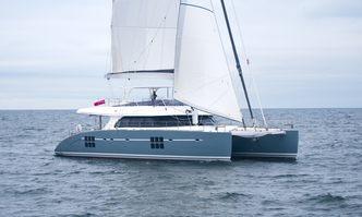 Anini yacht charter Sunreef Yachts Sail Yacht