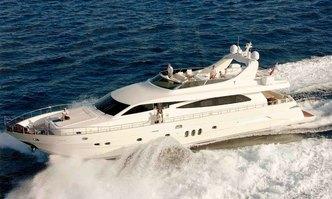 Larmera yacht charter Canados Motor Yacht
