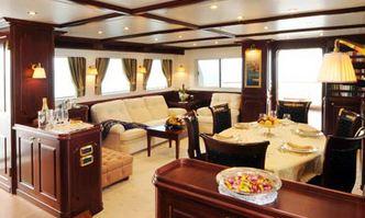 Silvia M yacht charter Nordhavn Motor Yacht