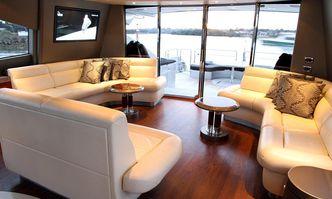 Ghost yacht charter Warren Yachts Motor Yacht