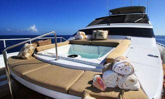 Illusions yacht charter Versilcraft Motor Yacht