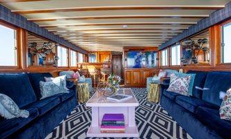 Sea Breeze III yacht charter Millkraft Motor Yacht