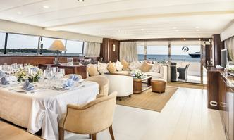 Antisan yacht charter Spertini Alalunga Motor Yacht
