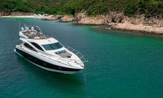 Infinity Eight yacht charter Sunseeker Motor Yacht