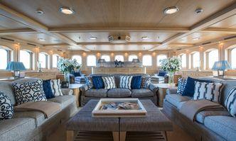 Nero yacht charter Corsair Yachts Motor Yacht