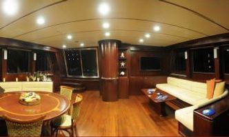Vivien yacht charter Aganlar Boatyard Sail Yacht