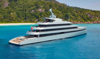 Savannah yacht charter Feadship Motor Yacht