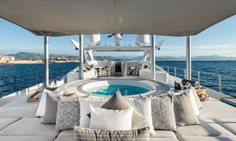 Her Destiny yacht charter Heesen Motor Yacht