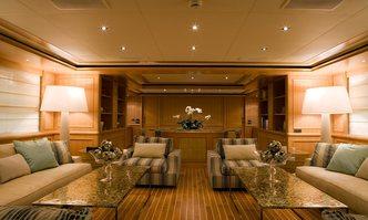 Hana yacht charter CRN Motor Yacht