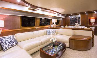 Caelum yacht charter Maiora Motor Yacht