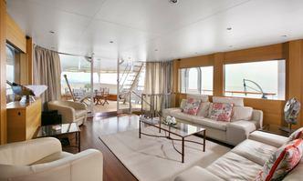 Lady Jersey yacht charter Abeking & Rasmussen Motor Yacht