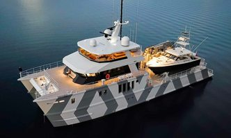The Beast yacht charter Profab Central Engineering Ltd Motor Yacht