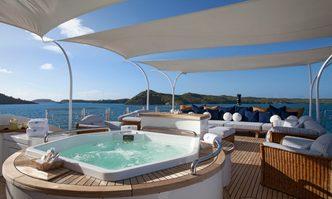 Starfire yacht charter Benetti Motor Yacht