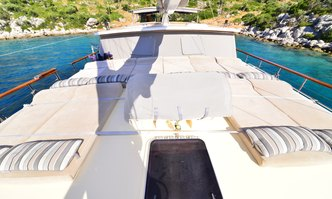 K Mehmet Bugra yacht charter Custom Sail Yacht