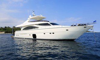 Onyx yacht charter Ferretti Yachts Motor Yacht