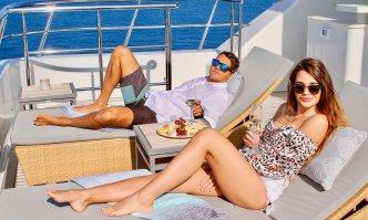 Baltic Sea yacht charter Jade Yachts Motor Yacht