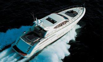 Cheetah yacht charter Leopard Motor Yacht