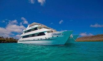 Cormorant yacht charter Custom Motor Yacht